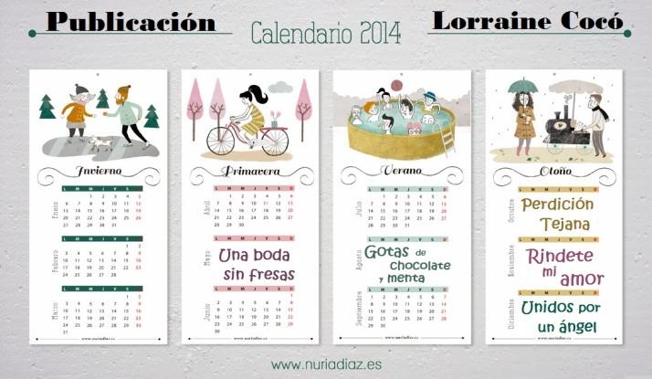 Calendario publicación serie Amor en cadena